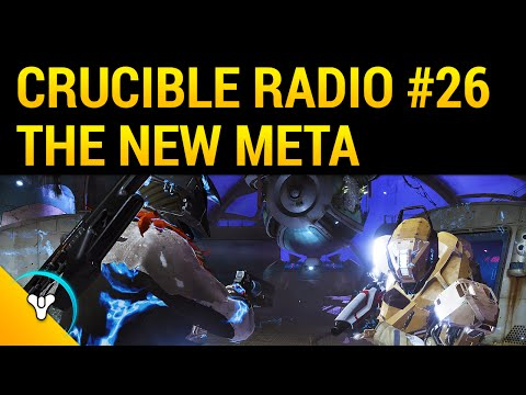 Crucible Radio Ep. 0.026 - The New Meta