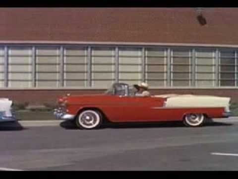 1955 Chevrolet TV - Commercial