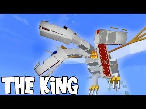 Minecraft - Crazy Craft 2.2 - The King Fight! [30]
