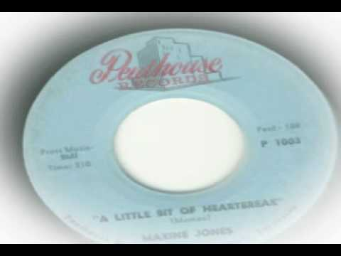MAXINE JONES - A Little Bit of Heartbreak.wmv