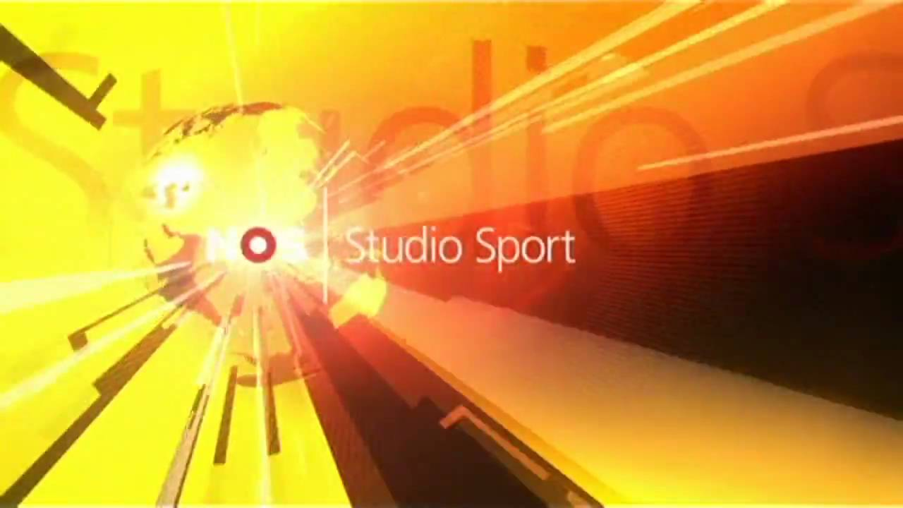NOS Studio Sport intro - YouTube