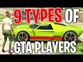 The 9 Types Of GTA Players  |  Grand Theft Auto Online