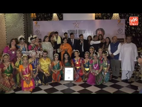 Prachi Shah At MP Dr Sonal Mansingh Honor As Iconic Cultural Personality Of India | YOYO Times