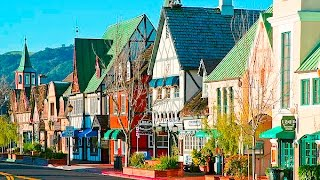 SOLVANG   california   vogv city