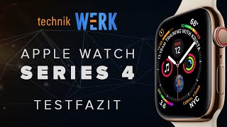 Apple Watch Series 4 Testfazit