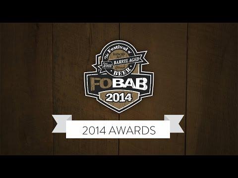 FOBAB Awards 2014