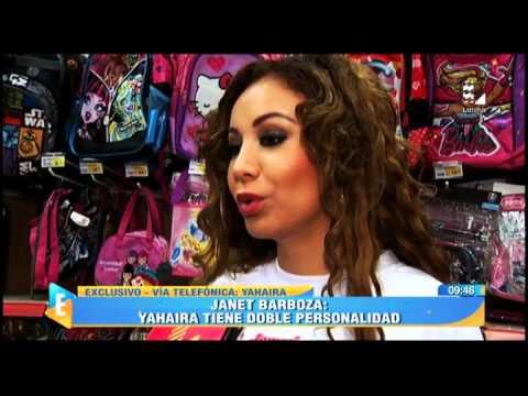Janet Barboza Arremete Contra Yahaira Plasencia Por Sus Escándalos