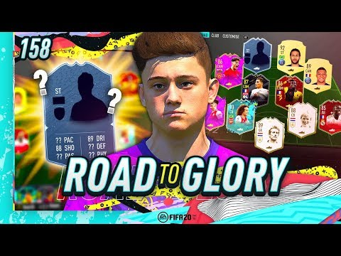 FIFA 20 ROAD TO GLORY #158 - MY NEW STRIKER!
