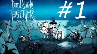 Don't Starve Together [beta] #1 - Мультиплеер
