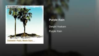 Dwight Yoakam Purple Rain