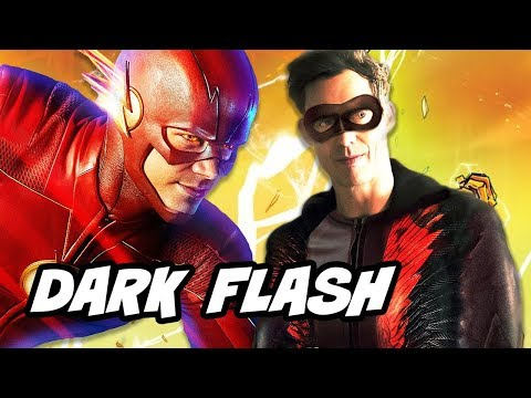 The Flash Season 4 New Flash Speedster Teaser Breakdown thumbnail