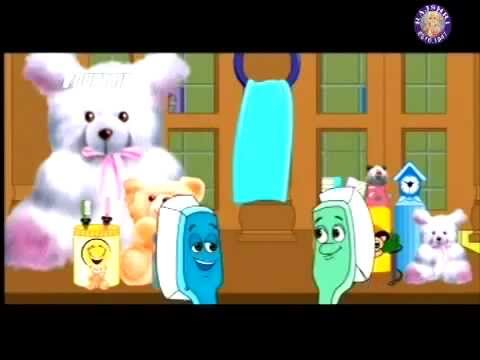 Nursery Rhymes   Toothbrush video