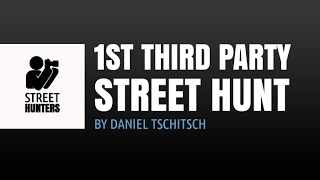 1st Third Party Street Hunt by Daniel Tschitsch