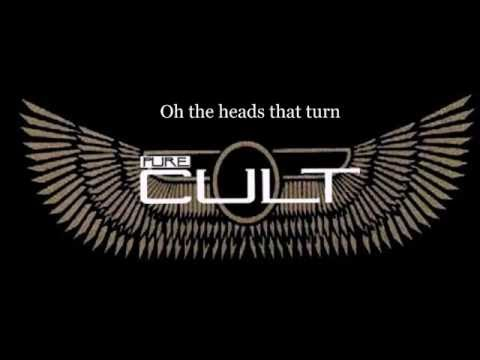 The Cult  She Sells Sanctuary HD w lyrics