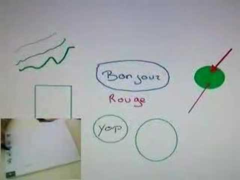 Test video du Paper Show - partie 2