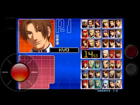 King Of Fighters 2002 Magic Plus para Android (2014)