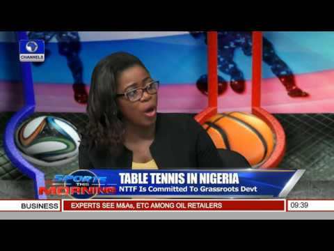 Analysing Table Tennis Development In Nigeria Pt.2