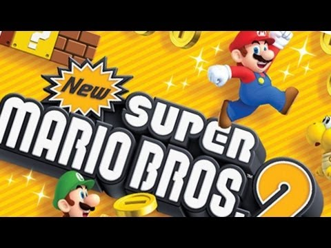 Classic Game Room - NEW SUPER MARIO BROS. 2 review for Nintendo 3DS