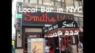 Smiths Bar (Hell's Kitchen) New York City