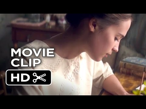 Testament Of Youth Movie CLIP - Letter (2015) - Hayley Atwell, Kit Harington Movie HD