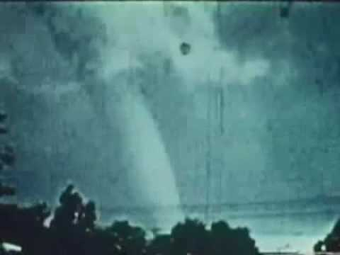 1955 Scottsbluff, Nebraska Tornado