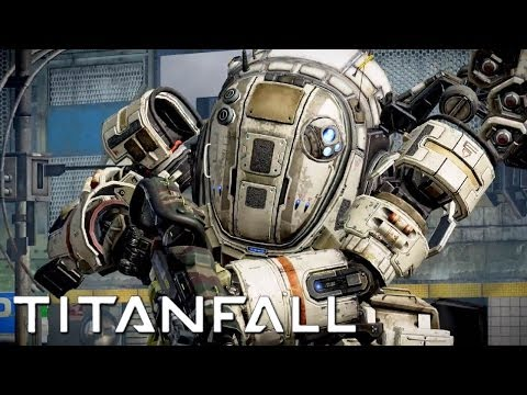 Titanfall - Ogre Titan Reveal Trailer [1080p] TRUE-HD QUALITY