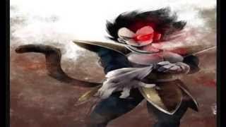 DBZ Vegeta's Theme Hell's Bells