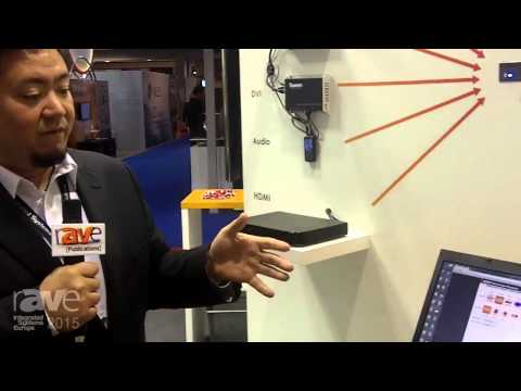 ISE 2015: Gefen Shows Their EXT Multi-Format Processor