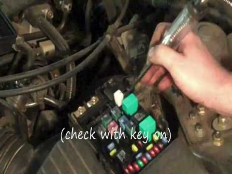 Honda Blower Motor Diagnosis