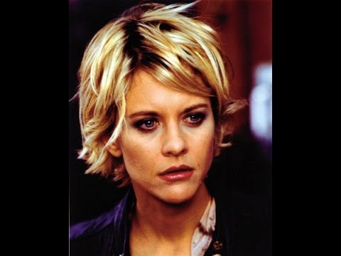 Pixie Haircut Tutorial - Meg Ryan
