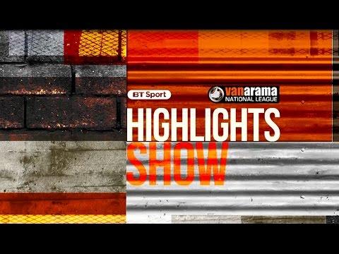 National League Highlights: Match Day Nine | BT Sport