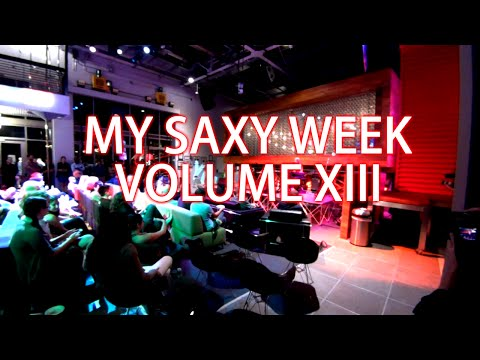 MY SAXY WEEK Vol. 13 - Anna Graceman & Haley Klinkhammer - BriansThing...