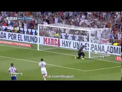 Real Madrid - Athletico Madrid (Cristiano Ronaldo Celebration against Arda Turan Celebration)