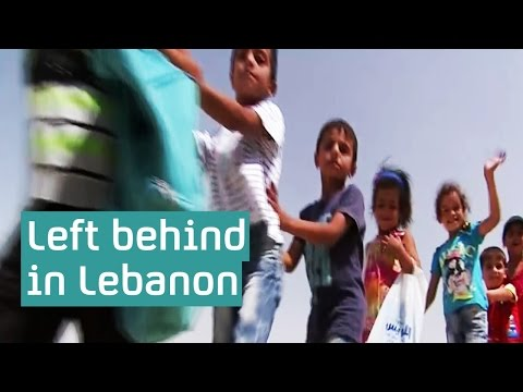 Syria refugee crisis: the reality of life in Lebanon
