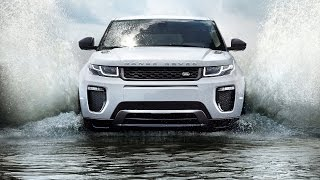 2016 Land Rover Range Rover Evoque New EU6-Compliant 4 Cylinder Luxury Compact SUV Review