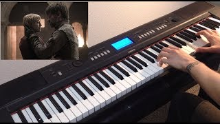 "Game of Thrones 08x05 ""The Bells"" - Cersei & Jaime Death - Piano Cover"