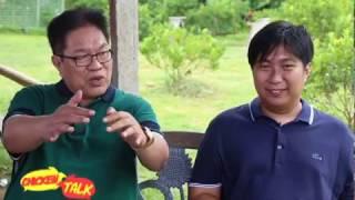 CHICKEN TALK: BOY RODRIGUEZ AND SON, TOPHIE OF GREEN HARVEST GAMEFARM