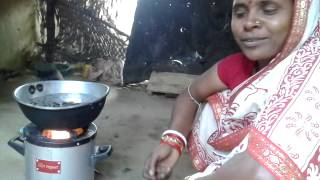 Efficient smokeless chula for rural women, truckers and picnic purposes