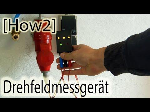 [How2] Drehfeldmessgerät Selber Bauen!