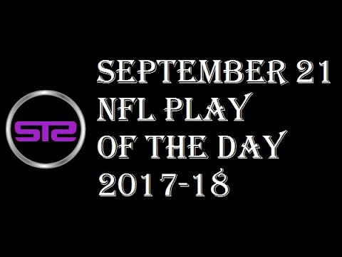 Week 3 - September 21, 2017 - NFL Pick of The Day - Today NFL Picks ATS Tonight - 9/21/17