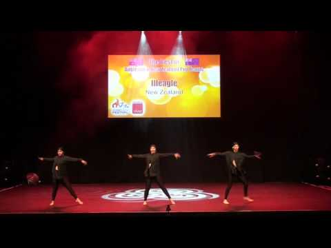 Sydney Latin Festival 2017 - Illegal