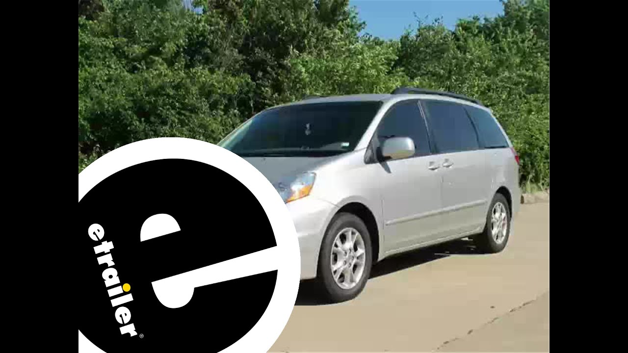 2002 Toyota Sienna Trailer Wiring Harness : Cadillac deville stereo installation harness