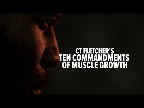 CT Fletcher's 10 Commandments Of Muscle Growth - Bodybuilding.com