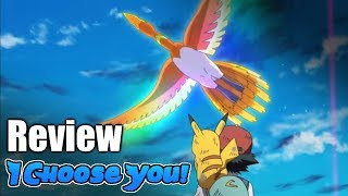 REVIEW: Pokemon the Movie - I Choose You!