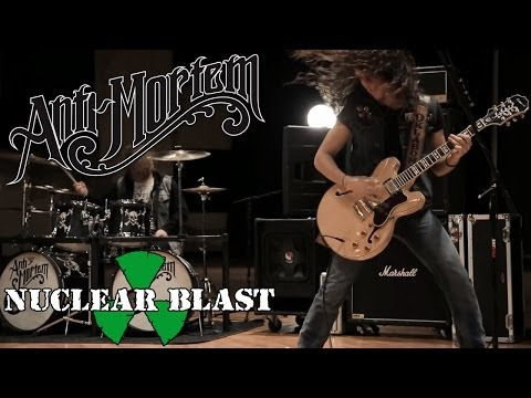 ANTI-MORTEM - 100% Pure American Rage (OFFICIAL VIDEO) klip izle