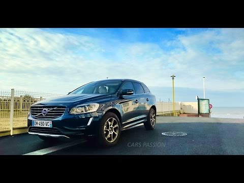 Volvo XC60 D4 2015 review essai Facelift