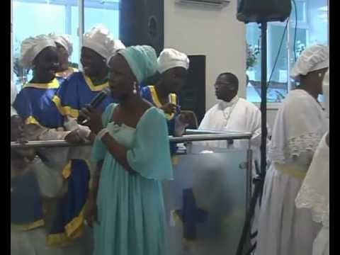Ccc Covenant Of God Parish Shola Allyson  23 09 12 video