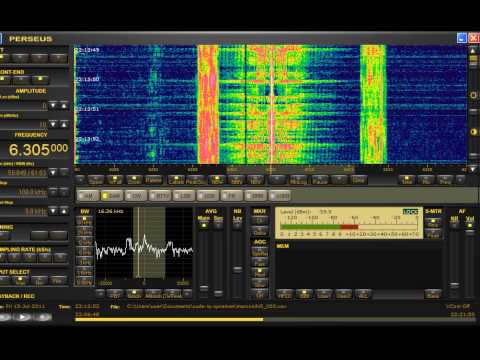 Radio Marconi 6305kHz AM 15-07-2011 2206z