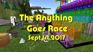 anything goes Race 2017 09 01