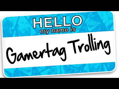 Modded Gamertag TROLLING on Black Ops 2! - (FaZe, Satan & MORE!)